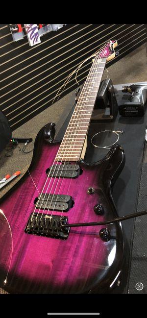 Sterling JP70. 7 string guitar for Sale in Largo, FL