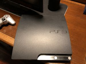 PS3 with TV and controller! for Sale in San Jose, CA