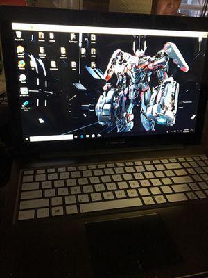 15 inches ASUS touchscreen i5 processor 6 GB memory ram 1 TB hardrive no Bayer windows 10 for Sale in Boston, MA
