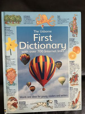 Usborne First Dictionary (hardback) for Sale in Rustburg, VA