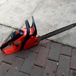 MOTOCIERRA ECHO CS 400. 18 inches for Sale in San Antonio, TX