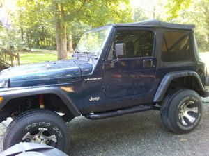2000 Jeep Wrangler, 4 cylinder for Sale in Goochland, VA