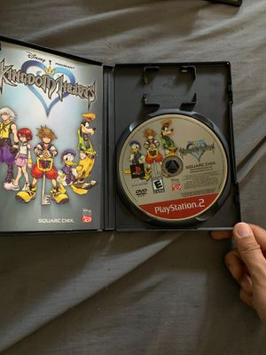 PS2- Kingdom Hearts for Sale in Los Angeles, CA