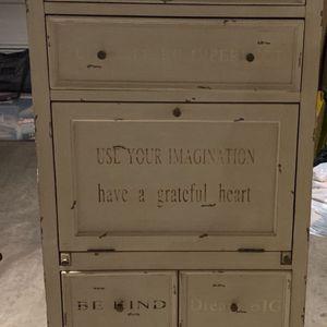 Decorative Cabinet Shelf for Sale in Broomfield, CO