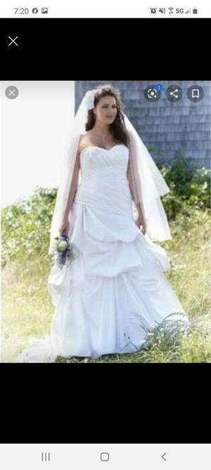 David's Bridal size 18 Dress for Sale in Washington, PA