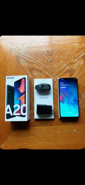 Samsung Galaxy a20 metro pcs only 32 gbs new never used for Sale in Falls Church, VA