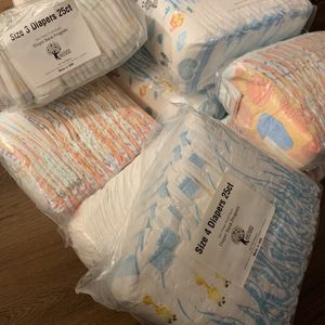 Free Baby Diapers for Sale in San Marcos, CA