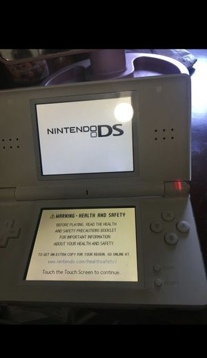 White Nintendo ds for Sale in Mountain View, CA
