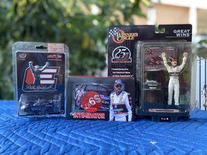 Dale Earnhardt set Cards- car & action figure for Sale in Orange, CA