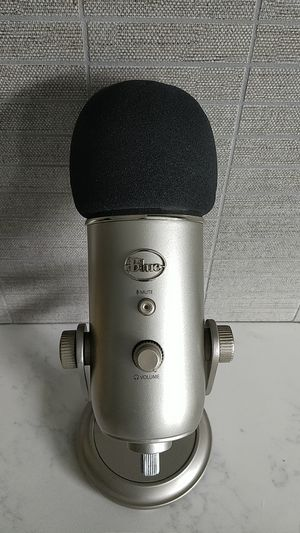 Yeti Blue Microphone for Sale in Seattle, WA