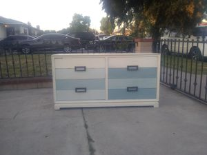 1940s Paul Frankl Style Eight Drawer Dresser by Red Lion Table Company for Sale in Pico Rivera, CA