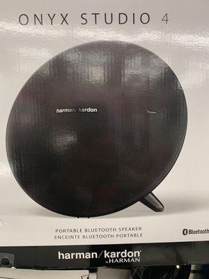 Harman Kardon Onyx Studio 4 Bluetooth speaker for Sale in Chicago, IL