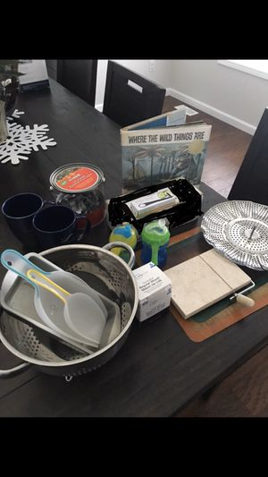 Extra kitchen items for Sale in Tacoma, WA