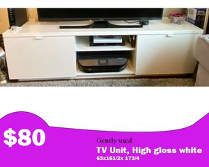 TV CONSOLE FOR SALE!!!! for Sale in Fort Belvoir, VA