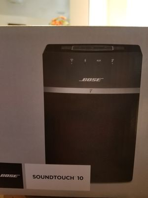 Bose soundtouch 10 speaker for Sale in Brea, CA