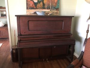 Antique Player Piano for Sale in Midland, TX