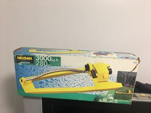 Oscillating lawn sprinkler for Sale in Brooklyn, NY