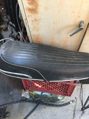 BMW r75/5 motorcycle seat original no rips ortears for Sale in Hemet, CA