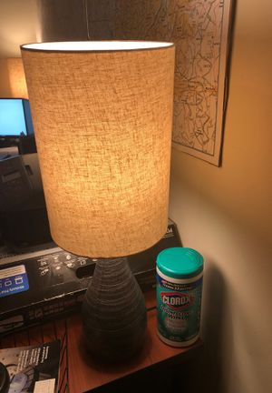 Wayfair Table Lamp - Tapered Ceramic for Sale in Charlotte, NC