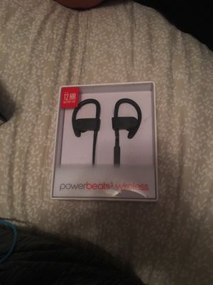 Powerbeats3 wireless for Sale in Hialeah, FL