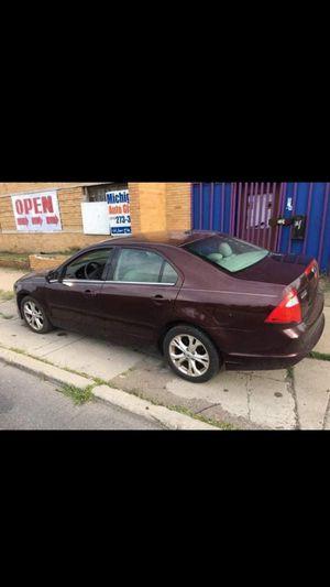 2012 Ford fusion SE for Sale in Detroit, MI