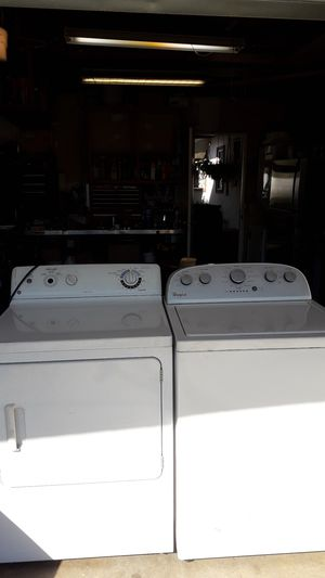 Dry and washer machine for Sale in Rancho Cucamonga, CA