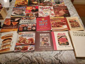 Cookbooks $2-$5 each for Sale in Lafayette, CA