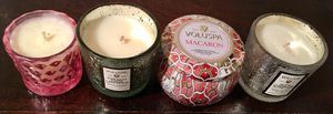 Voluspa Set 4 candles Anthropologie Nordstrom for Sale in Seattle, WA