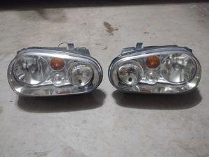 VW MK4 Golf/GTI headlight assemblies for Sale in Oak Point, TX