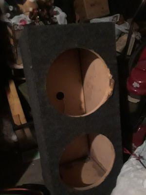 12s subwoofer box come get it for Sale in Detroit, MI