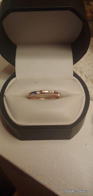 Rose Gold Ladies Ring for Sale in Amarillo, TX