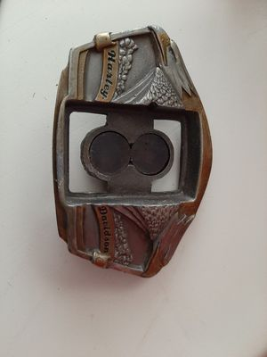 Vintage Harley Davidson's 1996 zippo beltbuckle for Sale in Appomattox, VA