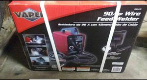 Vapor 90 amp wire feed welder for Sale in Las Vegas, NV