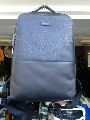 Bolvaint of paris fine leather backpack new for Sale in Burtonsville, MD