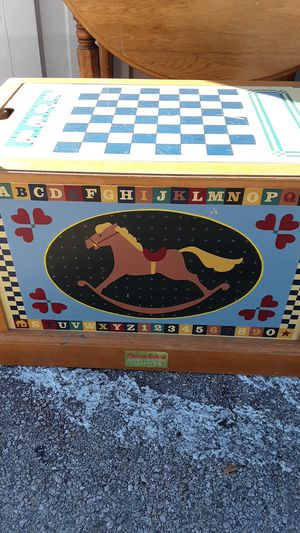 Kids toy chest for Sale in Austin, TX