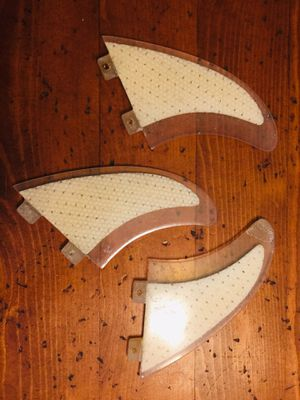 Soar Fcs Surfboard Fin set for Sale in San Diego, CA