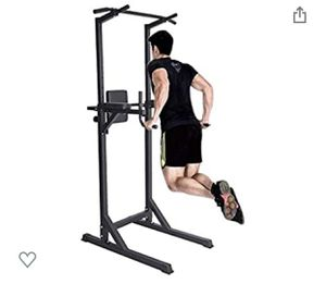 BRAND NEW DIP-SET/PULL-UP BAR not used once for Sale in San Diego, CA