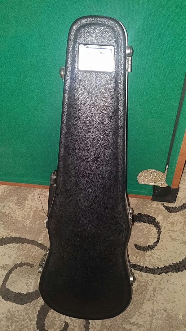 Small violin case