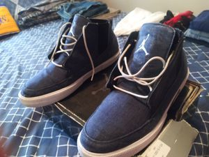 Jordan's V-2 grown old school great condition size 12 for Sale in El Paso, TX