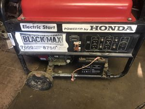 Honda generator for Sale in Ocoee, TN