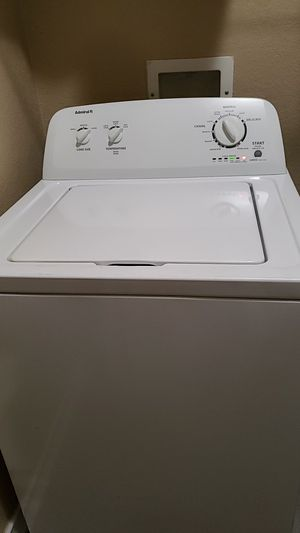Washer and dryer for Sale in TEMPLE TERR, FL