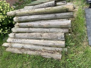 Old fence posts for Sale in Orient, OH