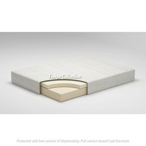 NEW IN THE BOX.***ONLY MATTRESS*** 10 Inch Memory Foam Queen Mattress, SKU# tcM69911 for Sale in Midway City, CA