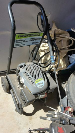 High pressure washer for Sale in Oklahoma City, OK