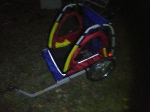 Schwinn two totter bike cart for Sale in Wichita, KS