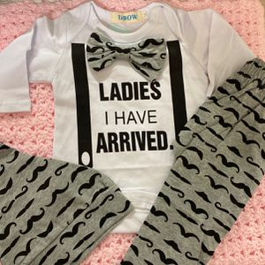 "New Born Onesie ""Ladies I have arrived"" for Sale in Fort Lauderdale, FL"