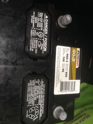 New Car Battery - Autocraft for Sale in Baltimore, MD