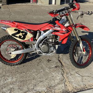 2006 honda Crf 450 R for Sale in Fresno, CA