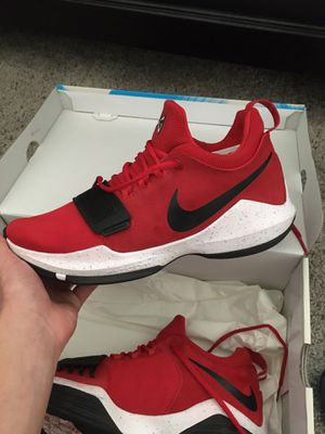 Nike Paul George 1 Basketball Shoes for Sale in Chandler, AZ