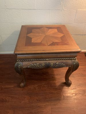 living a room table for Sale in Bountiful, UT